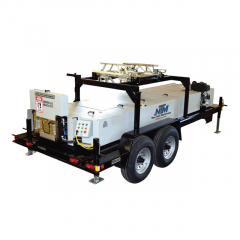 Commercial Box Gutter Machines