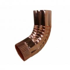 Round Corrugated Elbow