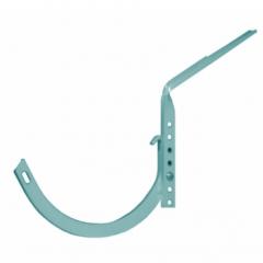 Freedom Gray Copper Gutter Hanger Shanks