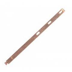 Half Round Copper T Straps