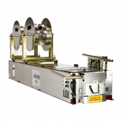 """5/6"""" K Ironman Combo Gutter Machine"""