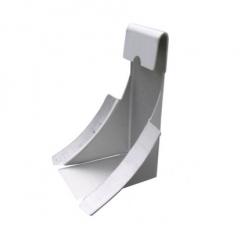 Aluminum Half Round Gutter Wedge