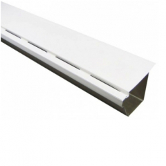 K Style Solid PVC Snap In (Plastic)