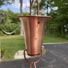 Flared Copper Cups