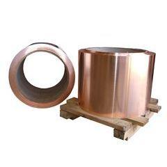 Copper Downspout Coil