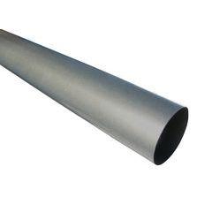 Paint Grip Steel Plain Round Downspouts