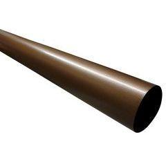 Designer Copper Aluminum Plain Round Downspouts
