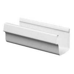 Traditional Vinyl Gutters