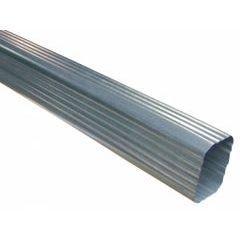 Galvanized Steel Rectangular Downspouts