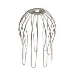 Powder Coated Steel Wire Strainer  (Compatible w/ Aluminum)
