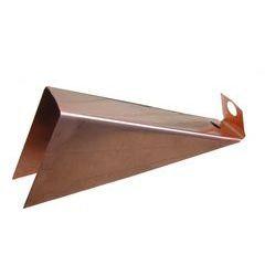 Copper Gutter Wedges