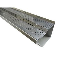 K Style Gutter Guard Step Up
